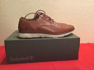 Timberland Franklin Park Brogue Herrenschuhe Sneaker A1RN4 Braun Gr wählbar neu