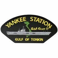 Yankee Station Gulf of Tonkin Hat Patch