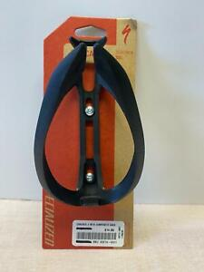 new Specialized CASCADE bicycle WATER BOTTLE CAGE matte black