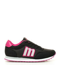 Mustang - Zapatillas Funner negro, fucsia Mujer chica