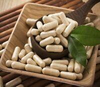Sea Moss/Irish Moss Capsules 100% Organic Dr Sebi MADE FRESH
