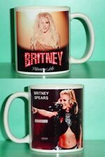 BRITNEY SPEARS - Piece of Me Las Vegas - with 2 Photos - Collectible GIFT Mug 08