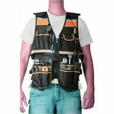 Electrician Carpenter Framer Plumber Craftman Construction Tool Vest Bag