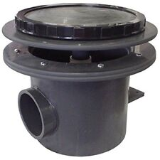 "Aquadyne Rhino II Bottom Drain - 4"" Pipe with Air Diffuser RH2-A..."