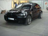 Grille de calandre Noir brillant BMW X5 E70 - BMW X6 E71 2008 - 2013