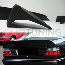 MERCEDES BENZ W124 SEDAN AMG STYLE 3 PIECE SPOILER (bootlip wing hecklape mb 4d)