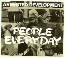 Maxi CD-Arrested Development-people Everyday-a4400
