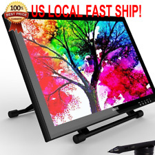 """UGEE 19"""" UG-1910B Drawing Graphic Tablet 5MS TFT Monitor 5080LPI for Windows MAC"""