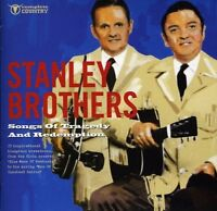 Stanley Brothers - Songs Of Tragedy And Redemption [CD]