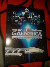 Missing 2 Discs! Battlestar Galactica - The Complete Epic Series ( Dvd Box Set)