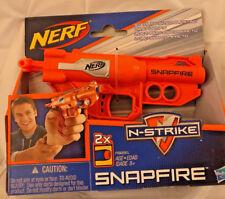 Nerf N-Strike SnapFire Blaster W/2 Darts Compact Splinter Blaster Nerf Gun Toy