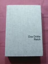 DAS DRITTE REICH - KURT ZENTNER - SCHWEIZER VERLAGSHAUS