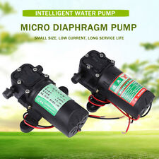 DC 12V Water Pump 3.5L/min Diaphragm Self Priming Caravan Boat Shower Camping
