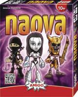 Amigo Naova Ein spannendes Kartenspiel für die ganze Familie