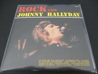 "CD NEUF ""ROCK CON JOHNNY HALLYDAY"" Vinyl replica (ESPAGNE)"