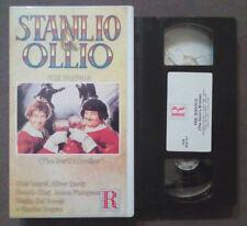 VHS FILM Ita Comico FRA DIAVOLO Stanlio & Ollio RVS 3/1 VIDEO R no dvd(VH5)