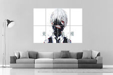 Tokyo Ghoul 02 Anime Manga Wall Art Poster Grand format A0