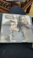 Audio books cd Emily Bronte Wuthering heights 2cds