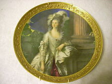 """Gorham Gallery of the Masters """"The Honorable Mrs Graham""""  1777 Plate"""