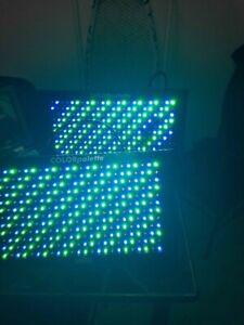 PAIR OF CHAUVET COLOR PALETTE LED DJ STAGE WASH LIGHTS