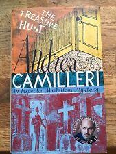 The Treasure Hunt, Andrea Camilleri. 1st/1st Hardback.