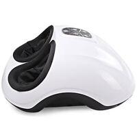 Shiatsu Foot Massager W/ Deep Kneading, Heat Therapy, Rolling & Air Massage SALE