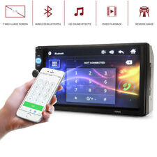 7'' 12V HD Car GPS Navigation Bluetooth Stereo Touch Screen MP5 Player Hot Sale