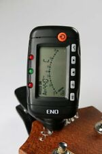 ENO Clip On Digital Tuner, Metronome & Tone Generator with 360 Degree Display