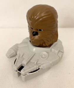 New Star Wars Disney #5 Chewbacca 2021 McDonald's Happy Meal Toy Opened