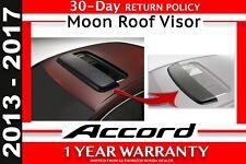 Genuine OEM Honda Accord 4Dr Sedan Moon Roof Visor 2013 - 2017   (08R01-T2A-100)