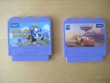 Vtech V Smile  2 Games - Disney Cars & Whiz Kid Wheels