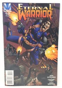 Eternal Warrior #44 Valiant Comics (1995)