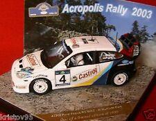 FORD FOCUS RS WRC #4 RALLYE ACROPOLE 2003 1/43 VITESSE 43300 MARTIN PARK GRECE