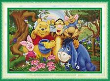 """NEW Cross Stitch Kits""""Disney"""""""