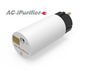 iFi audio AC iPurifier aktiver Netzfilter mains filter Active Noise Cancellation
