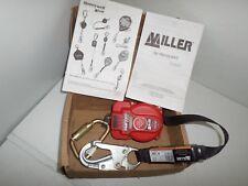 New In Box Miller Turbolite Mfl 1 Z79ft 9l Fall Limiter Steel Twist Lock