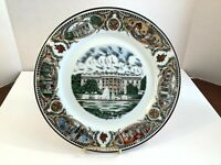 "The White House Washington DC Decorative Souvenir Plate 10"" Round"