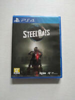 Steel Rats PlayStation PS4 2018 English Chinese Japanese Factory Sealed