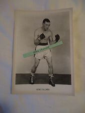 Boxing photo - Gene Fullmer