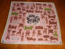 Vintage Tammis Keefe Couches, Chairs, Tables Handkerchief Hankies