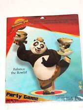 KUNG FU PANDA  1- PARTY GAME  INCLUDES 12 PAPER  BOWLS, HALLMARK  PARTY