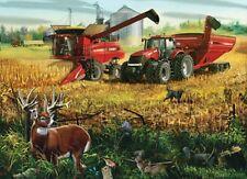 Jigsaw puzzle Tractor Farmall Teamwork 1000 piece NEW