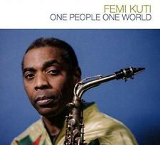 Femi Kuti - One People One World (NEW CD)