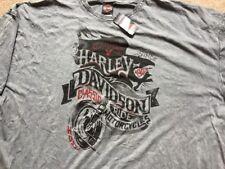 Harley Davidson Classic Ride gray Shirt Nwt Men's XL