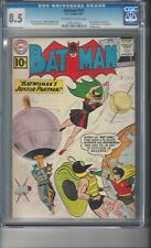 Batman #141 CGC 8.5 OW/White Pages 2nd Appearance of Bat-Girl