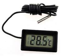 New Mini Digital LCD Thermometer Temperature Sensor Fridge Freezer Thermometer