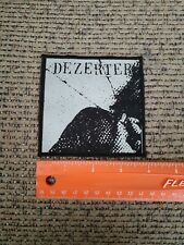 Dezerter Rock Band Sew on Cloth Patch NEW