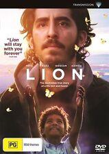 Lion (DVD, 2017)