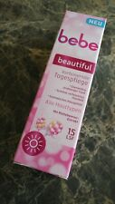 Bebe Skin Cream Moisturizer 15 SPF Cloudberry Extracts All Skin Types Day Night