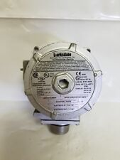 Barksdale L1X Series Explosion Proof Temperature Switch, 25 F To 325 F